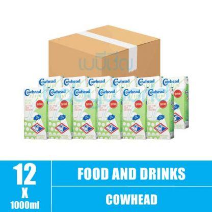 Cowhead Slim milk 1L(12)CTN