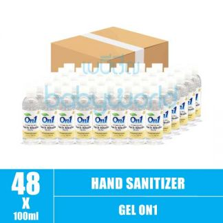 Hand Sanitizer Gel On1 100ml (48) CNT