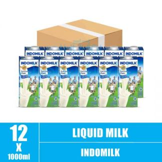 Indomilk Fresh Milk 12 x 1000ml (12)CTN
