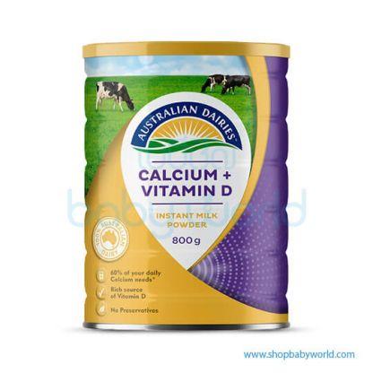 AD Calcium + Vitamin D- 1+ 800g (6)