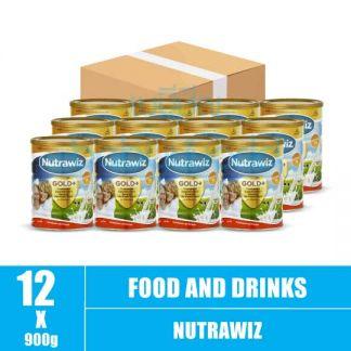 Nutrawiz Middle Aged & Senior 900g(6)CTN