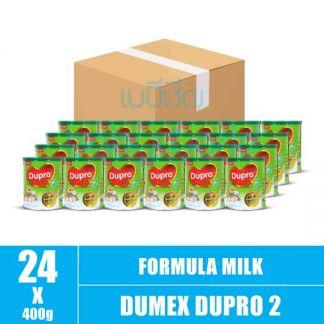 Dumex Dupro (2) 6-24M 400g (24)CTN