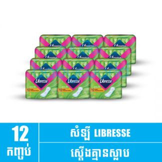 Libresse Slim NW 10's (1pack x 12)(48)
