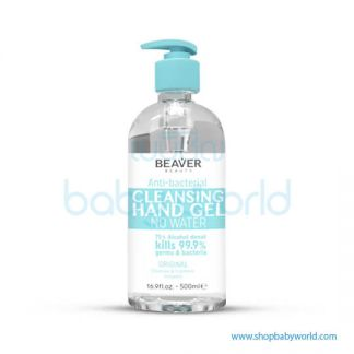 Beaver Anti-Bacterial Cleansing Hand Gel 500ml (24)