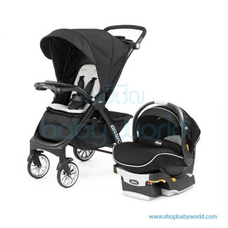 Chicco Bravo Limited Edition Travel System - Genesis 04079224930070