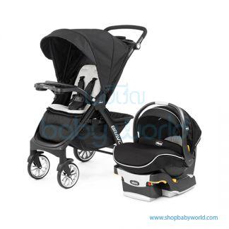 Chicco Bravo Limited Edition Travel System - Genesis 04079224930070