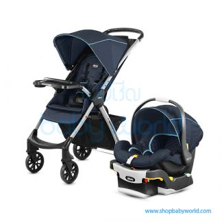 Chicco Mini Bravo Travel System Stroller Set 4079664450070