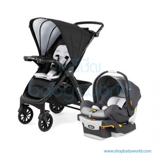 Chicco Primo Air Travel System Vero & MoonStone 05079677460070