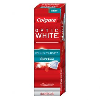 Colgate Toothpaste Optic White 100g(12)