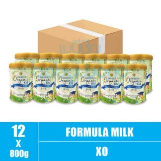 XO-Organic Kid 2y+ 800g (12)CTN