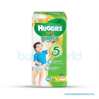 Huggies ULTRA PANTS BOY SUPER JUMBO XL-38
