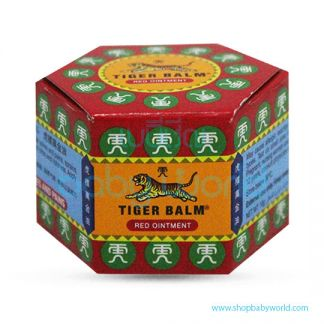 Tiger Balm 10gm Red 1Bottle (144)
