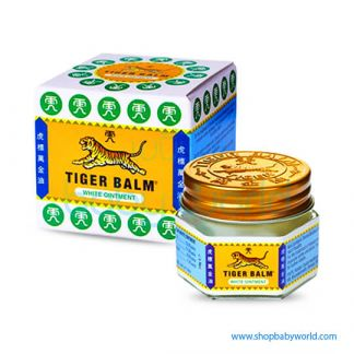 Tiger Balm 10gm white 1Bottle (144)