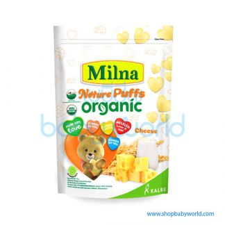 Milna Rice Puff Cheese 15g (24)