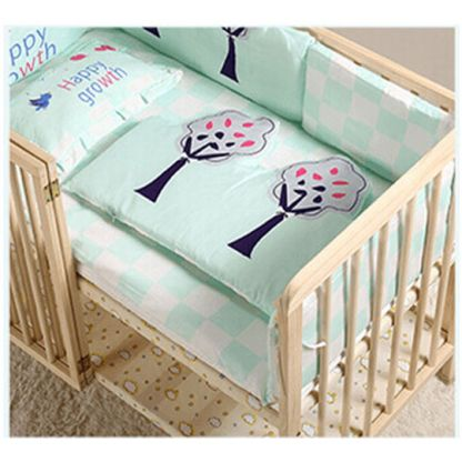 Craft Baby Bedding Set for Wooden Crib LBBS-8 (100*56)