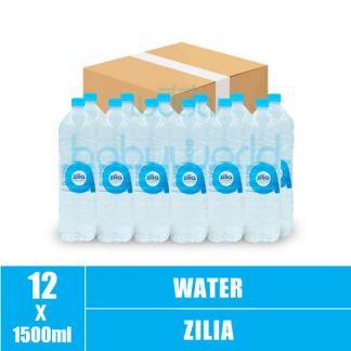 Zilia Eau Minerale 1.5L (12)CTN