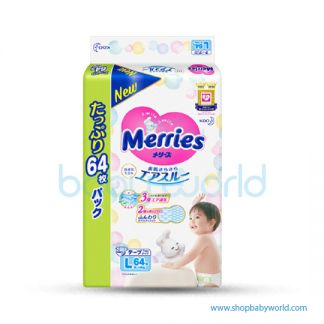 Merries Premium Tape L64 (2)