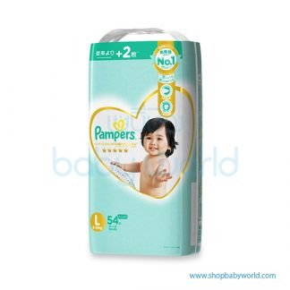 Pampers Premium Tape L54 (3)