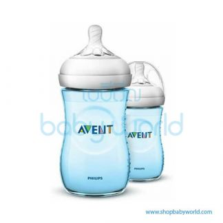 Avent Btl Blue 260ml 2Pk SCF035/27 (6)