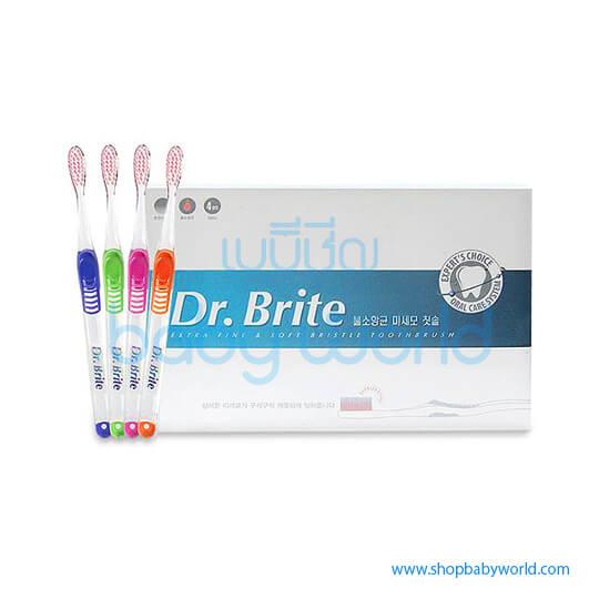 Dr. Brite Toothbrush Extra Fine Bristle (200)