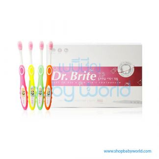 Dr. Brite Toothbrush Extra Fine Bristle (200)