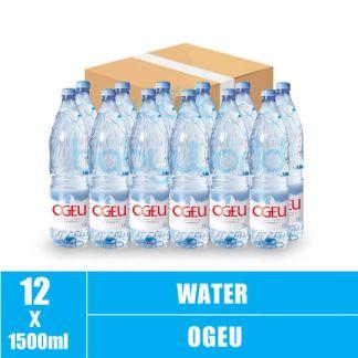 OGEU Water pet 1.5L (12)CTN