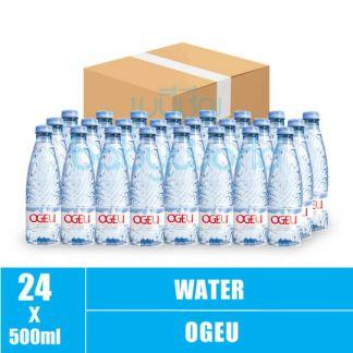 OGEU Water pet 500ml (24)CTN