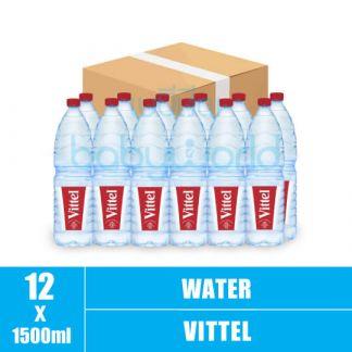 Vittel Water 1.5L (12)CTN