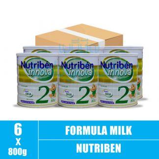 Nutriben Innova (2) 6-12M 800g (6)CTN