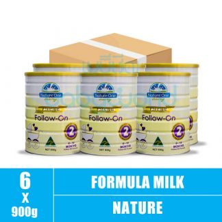 Nature one Premium (2) 6-12M 900g (6)CTN