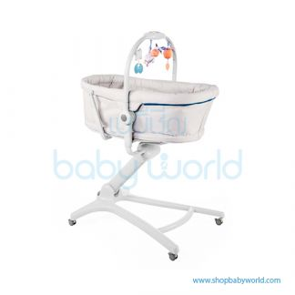 Chicco Baby hug Air -4 in 1 India Ink 00079193850000