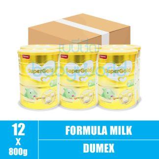 Dumex SuperGold (2) 800g(12)