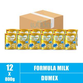 Dumex SuperGold Kid (1) 2y+ 800g (12)CTN