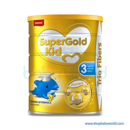 Dumex SuperGold Kid (1) 2y+ 800g (12)