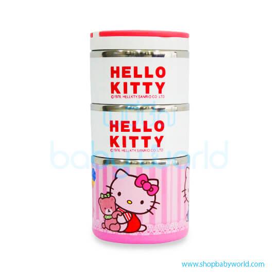 Lunch Box 2 Layer kitty Doraemen Stainless Steel NC018421