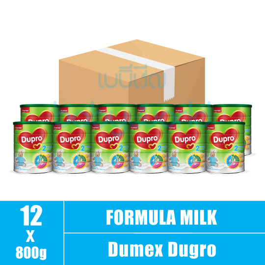Dumex Dupro (2) 6-24M 800g New (12)CTN