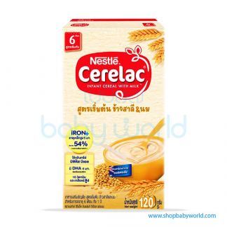Nestle Cerelac BL WheatW Milk 120g (40)