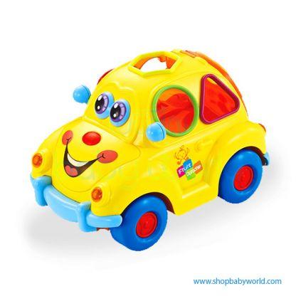 Hola Super Fun Fruit Car with Music/Light/Block/Electric Universal 516 (36)