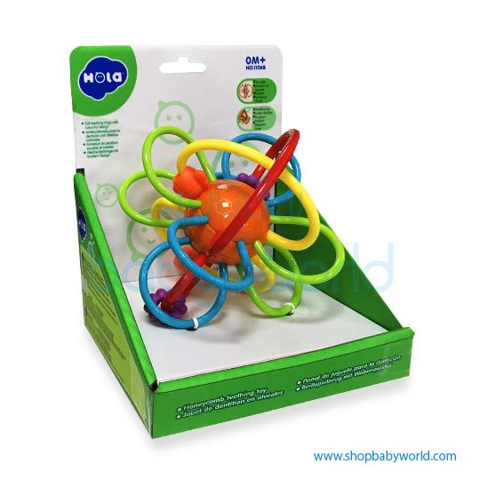 Hola Honeycomb Teething Toy 1106B (24)