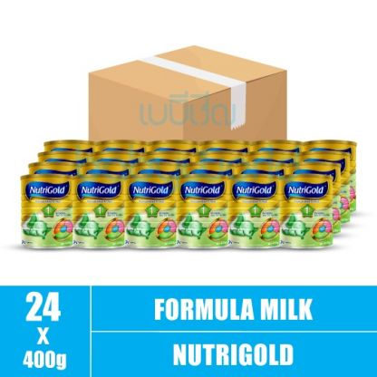 NutriGold SmartGro (1) 0-6M 400g (24)CTN