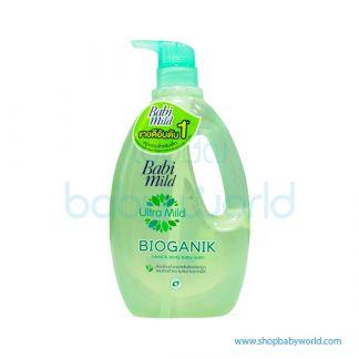 Babi Mild Ultra Mild Pure Natural Head & Body 850Ml (12)