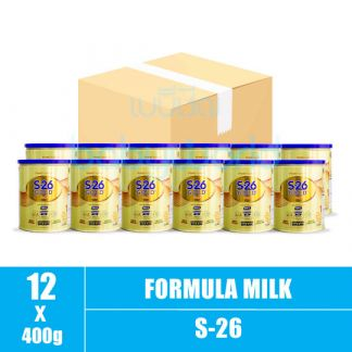 S-26 Gold SMA Can 0-12M (1) 400g (12) CTN