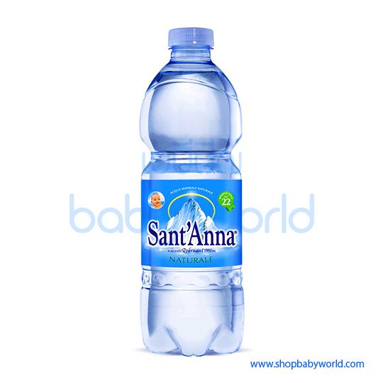 Sant'Anna Natural Mineral Water 500ml (24)