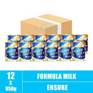 Ensure Gold Wheat Flaver 850g (12)CTN