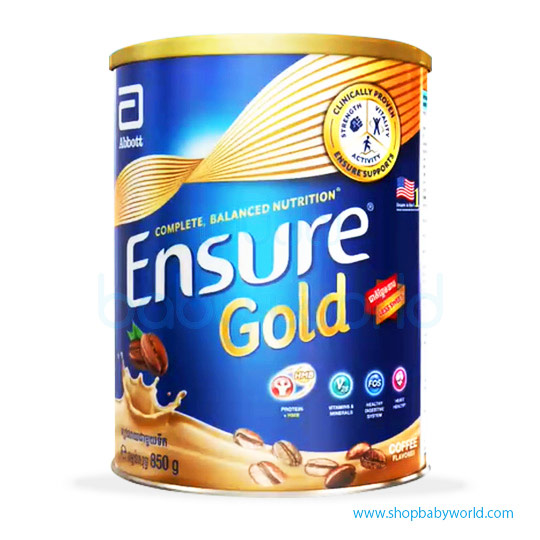 Ensure Gold Coffee Flaver 850g (12)