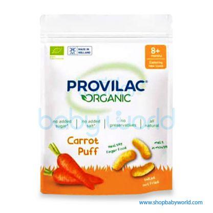 PROVILAC Organic Baby Carrot Puff 8M+ 25g (6)