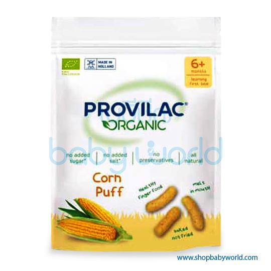 PROVILAC Organic Baby Corn Puff 6M+15g (6)