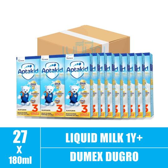 Dumex Aptakid UHT 180ml (9)CTN