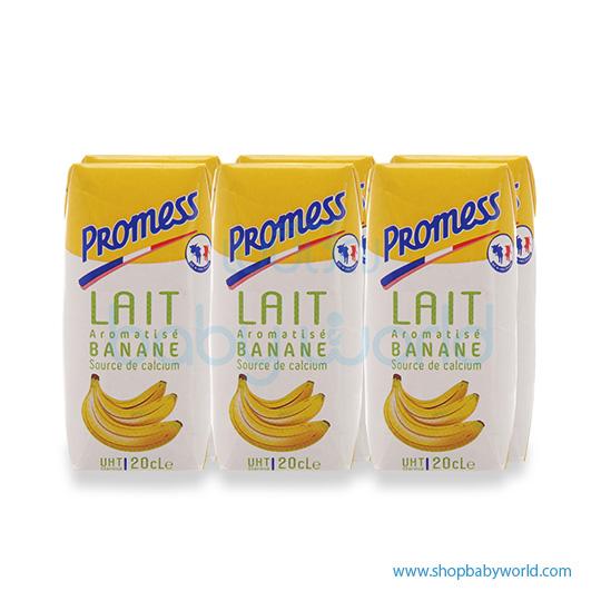 Promess kids Banana 200ml (4)