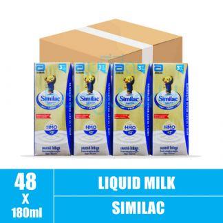 Similac Gain IQ Vanilla 4x12 180ml (48)CTN